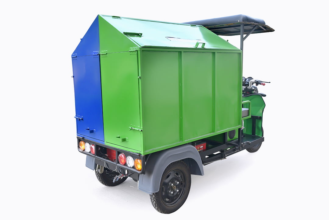 Electric Dumper